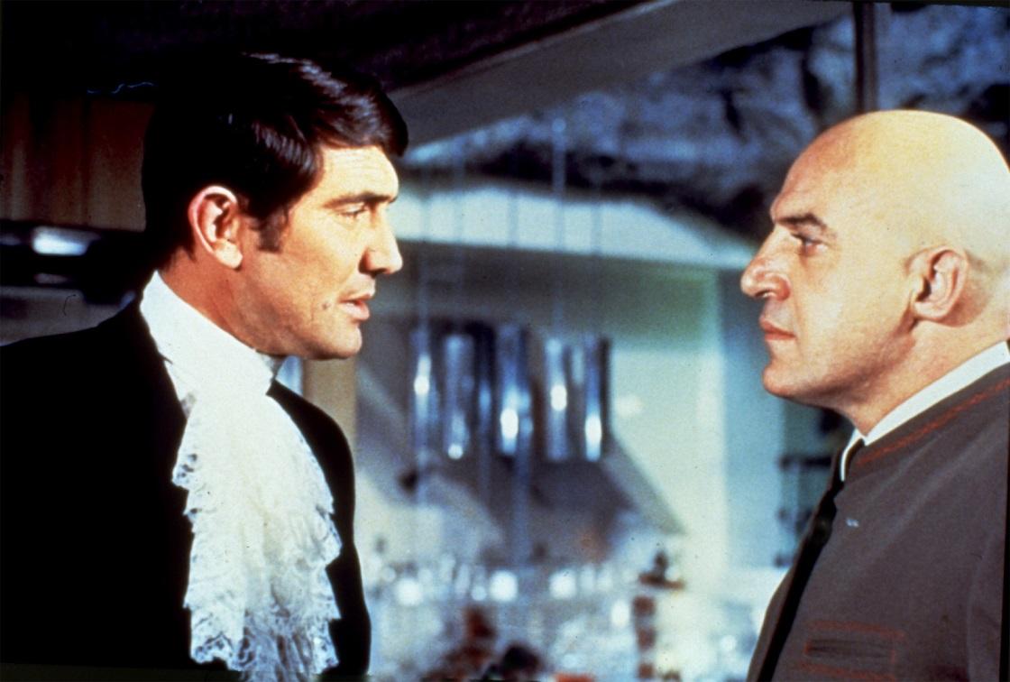 The James Bond Blu-ray Collection © 2015 Danjaq, LLC and Metro-Goldwyn-Mayer Studios Inc. TM Danjaq, LLC. All Rights Reserved.