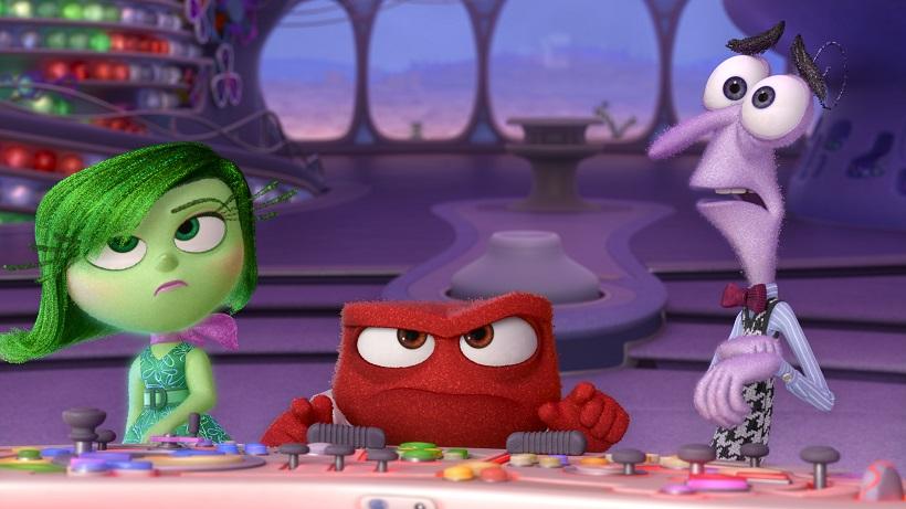 © 2015 Disney / Pixar