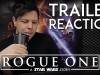 Rogue One: A Star Wars Story | Trailer Reaktion & Einschätzung