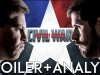 The First Avenger: Civil War | Analyse & Spoiler