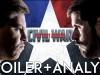 The First Avenger: Civil War | Analyse & Spoiler